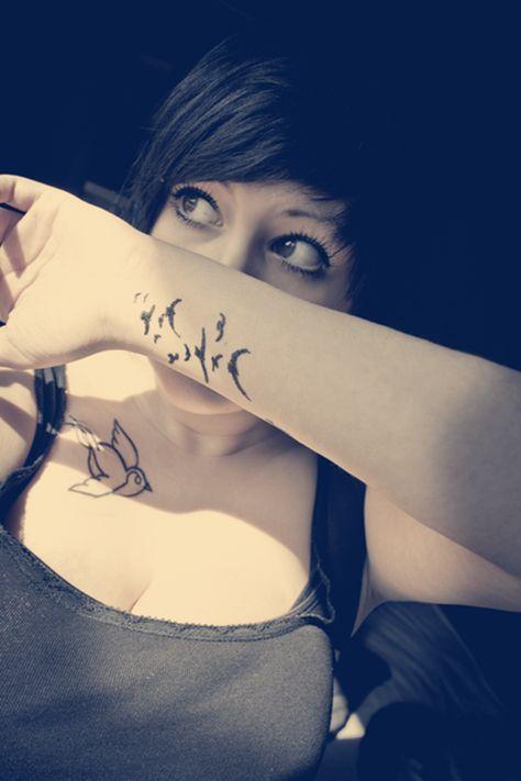 Vogel Tattoo 27