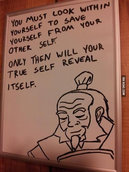 I love Uncle Iroh!