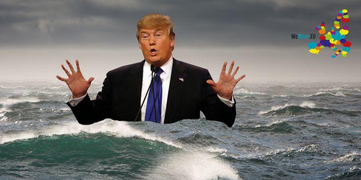 Europaparlament: Vergesst Trump, rettet das Klima!Für uns ist klar, dass Europa muss die Lücke füllen,die Trump hinterlassen hat+zwarSOFORT.In 10 T. wird das EU-Parlament über ein zentrales europäisches Klimaschutz - instrument abstimmen.