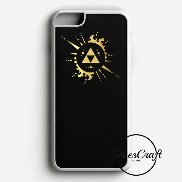 Eagle Triforce Black Legend Of Zelda iPhone 7 Plus Case | casescraft