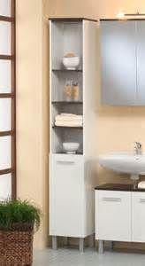 Suche Badezimmer hochschrank weiss offene faecher demy. Ansichten 172226.