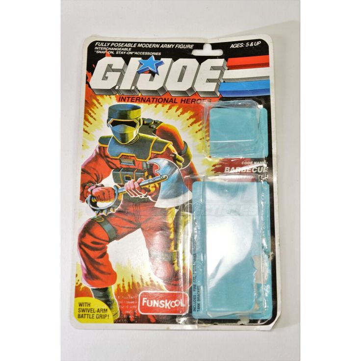 Hot new items . Barbecue (funskoo... Take a look! http://bigboycollectibles.com/products/barbecue-funskool-file-card?utm_campaign=social_autopilot&utm_source=pin&utm_medium=pin #actionfigures #toys #bigboycollectib #actionfigure