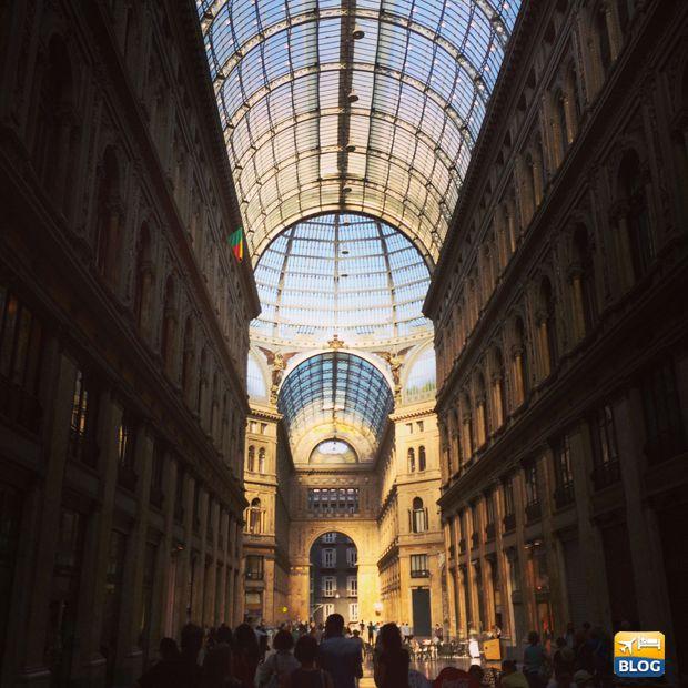 Galleria Umberto a Napoli