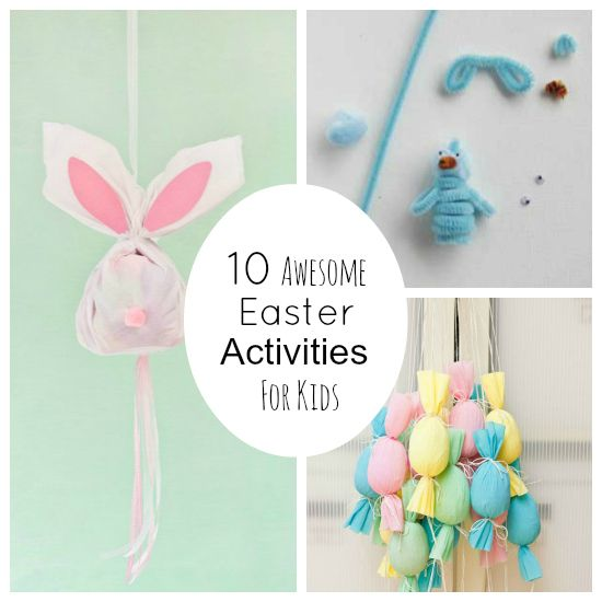 Not+sure+how+to+celebrate+Easter+after+all+the+eggs+have+been+found?+These+10+creative+ideas+are+sure+to+keep+the+festivities+hoppin'+all+day!