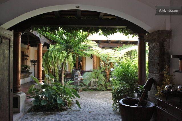 Casa Colibri Beautiful House In Antigua Guatemala