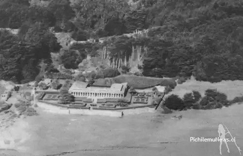 Palacio Tanumé de Ignacio Domeyko, Pichilemu 1850