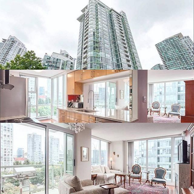 New Listing: 1077 Marinaside Crescent, Yaletown, Vancouver This renovated Yaletown corner suite is in a fantastic central downtown location with stunning water and marina views. Set against one of Vancouver's most peaceful landscapes, surrounded by beautiful views of the city skyline and ocean. The suite boasts floor-to-ceiling windows with engineered hard wood floors throughout, Swarovski crystal chandelier, and granite kitchen counters. For more information on this designer apartment…
