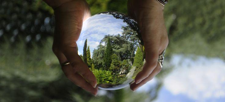 Workshop 'fotograferen door een glazen bol' - Glazen bol fotografie workshop met persoonlijke begleiding - Cursus Workshop Fotografie - Nikon kristallen bol fotografie