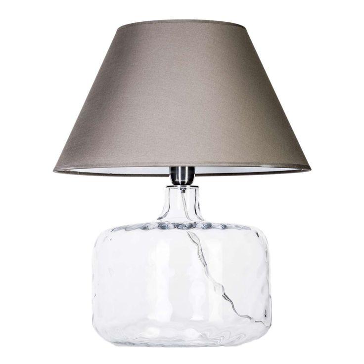 Abażurowa lampa stołowa z serii PARIS to dobre rozwiązanie dla Twoje sypialni. #mlamp #oświetlenie #lampka #biurkowa #nocna #design #wystrój #wnętrz