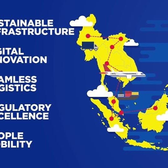 ASEAN's Connectivity Strategies present interesting lessons for cities and countries. More details from asean.org