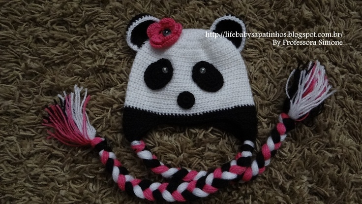 https://www.youtube.com/user/Lifebabysapatinhos: Hook, Baby, Crochê Professora, Gorro Touca Para, Accessoir Crochet, Touca Pandas, Touca Croch, Videos For, Croch Para Bbs