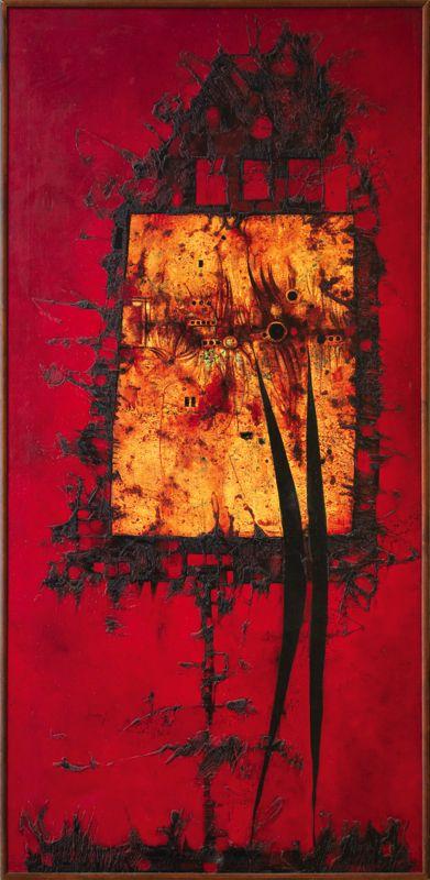 Mikuláš Medek - Opilý svatý (1966)
