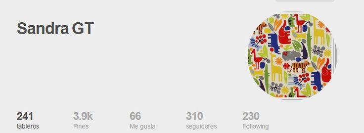 (14) Sandra GT en Pinterest
