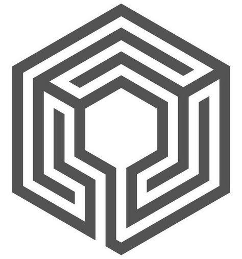 A hexagonal 3-circuit 3-axle labyrinth