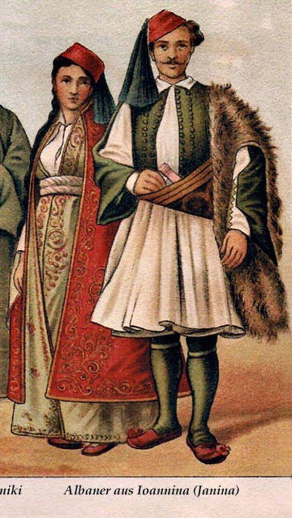Albanians from Ioannina (Janina)