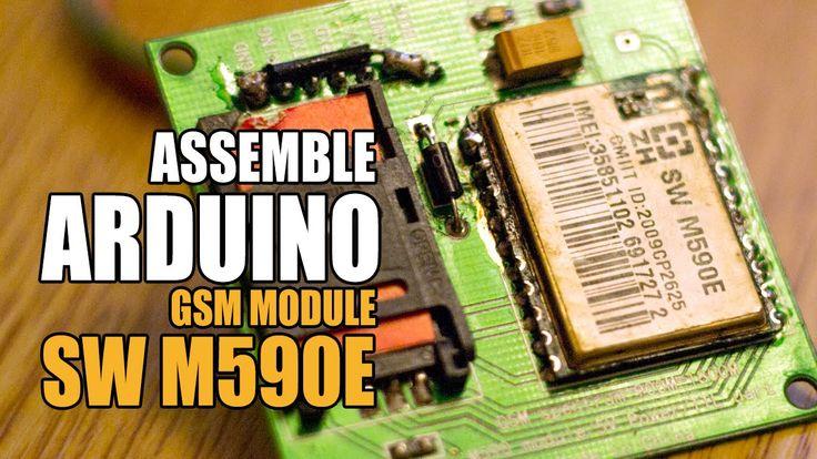 GSM/GPRS MODULE NEOWAY M590E TokoBatavia