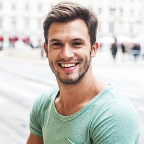 Cool College Hairstyle For Guys #Hairstyle #MensFashion #Grooming