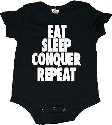 Brock Lesnar WWE Baby Onesie Creepers | eBay