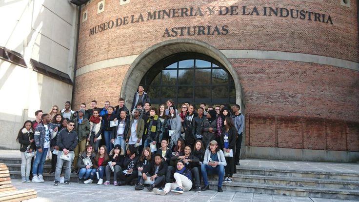 Museo De La Mineria - MUMI/El entrego, Asturias
