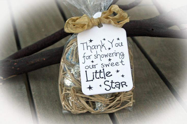 Twinkle Twinkle little star Baby Shower Favor | Twinkle Twinkle Little Star Shower | Baby Shower Favor | 25 DIY Kits/Ivory Tag/Ribbon by MerryMeDesign on Etsy https://www.etsy.com/listing/479973867/twinkle-twinkle-little-star-baby-shower