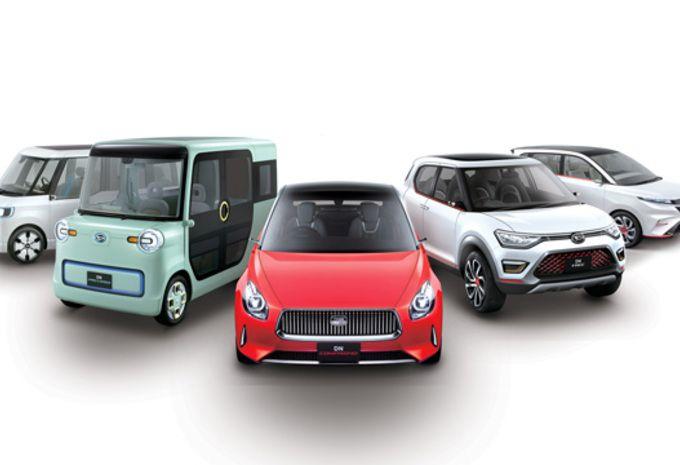 Daihatsu-conceptcars in Tokio #1