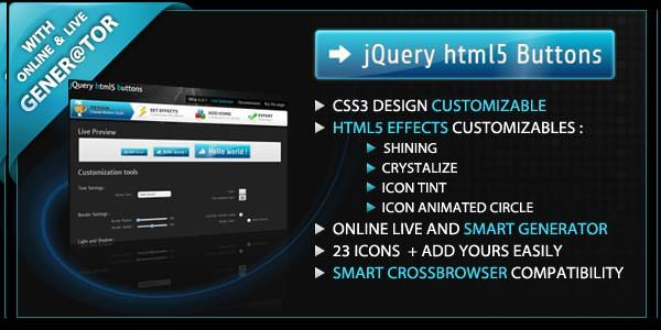 Interested in using some special jQuery empowered UI buttons to make the user's experience with your websites and web apps more interesting? Check out jQuery UI button packs with all their astounding features.