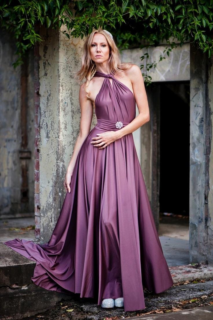 10 best Multi-Way Dresses images on Pinterest | Bridesmaid dress ...