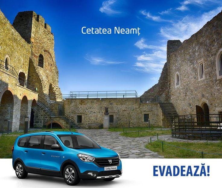 Cetatea Neamț (Cetatea Neamțului) este o cetate medievală din Moldova, construită de Petru I în secolul al XIV-lea și fortificată în secolul al XV-lea de Ștefan cel Mare. Cine a apucat să o viziteze?