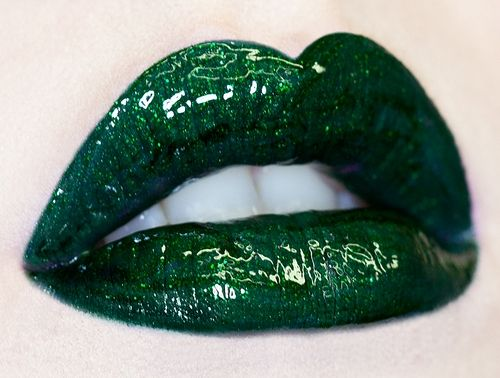 Green Lips by FuturisticNews.com