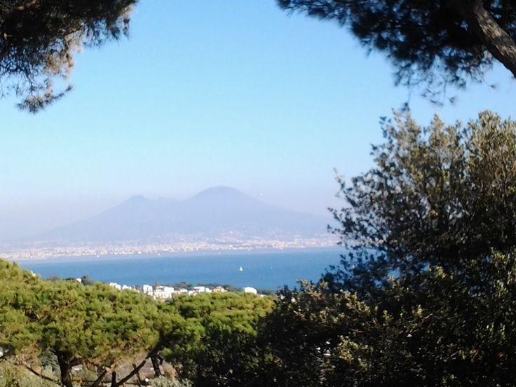 Parco Virgiliano #Posillipo #Campania #Italy