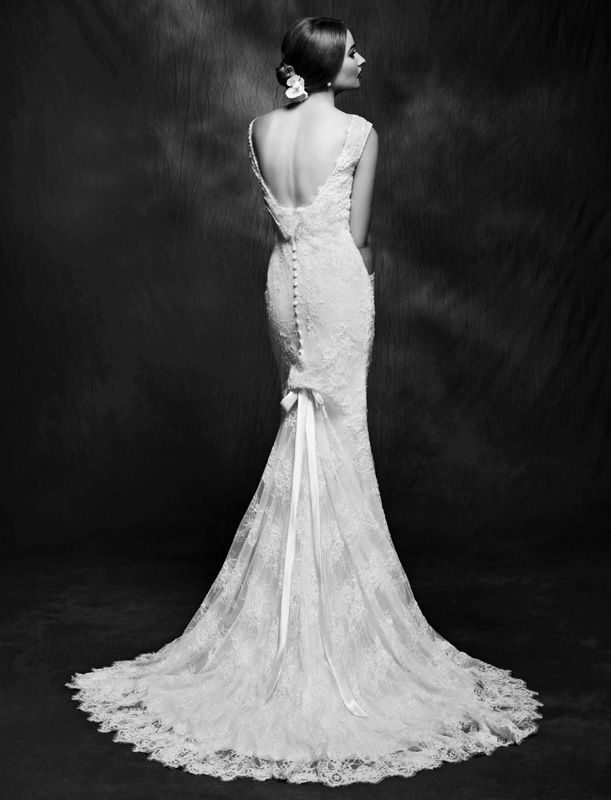 Lusan Mandongus Wedding Dresses - MODwedding