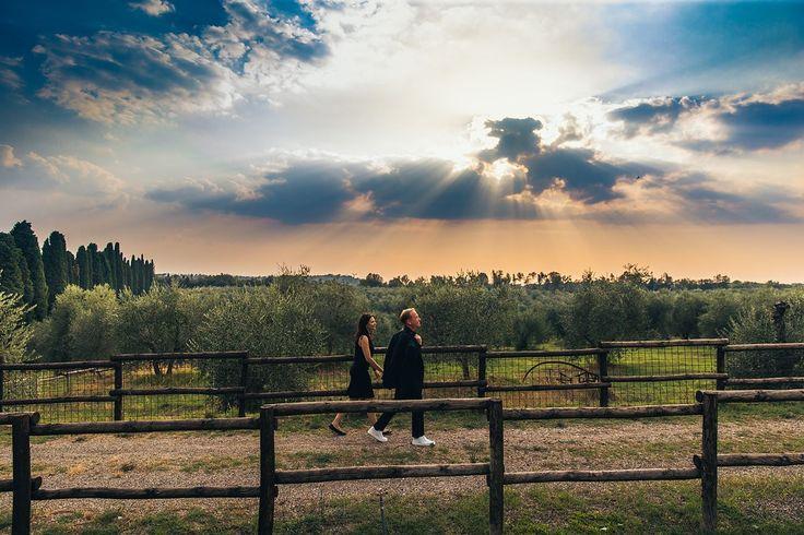 Tuscany - perfect for dreamlike weddings