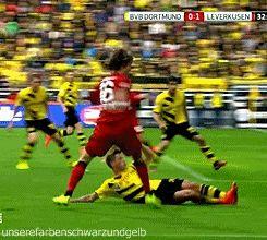 Borussia Dortmund gegen Bayern Leverkusen - Bundesliga #erikdurm #durm #37 #cute #bundesliga #deutschland