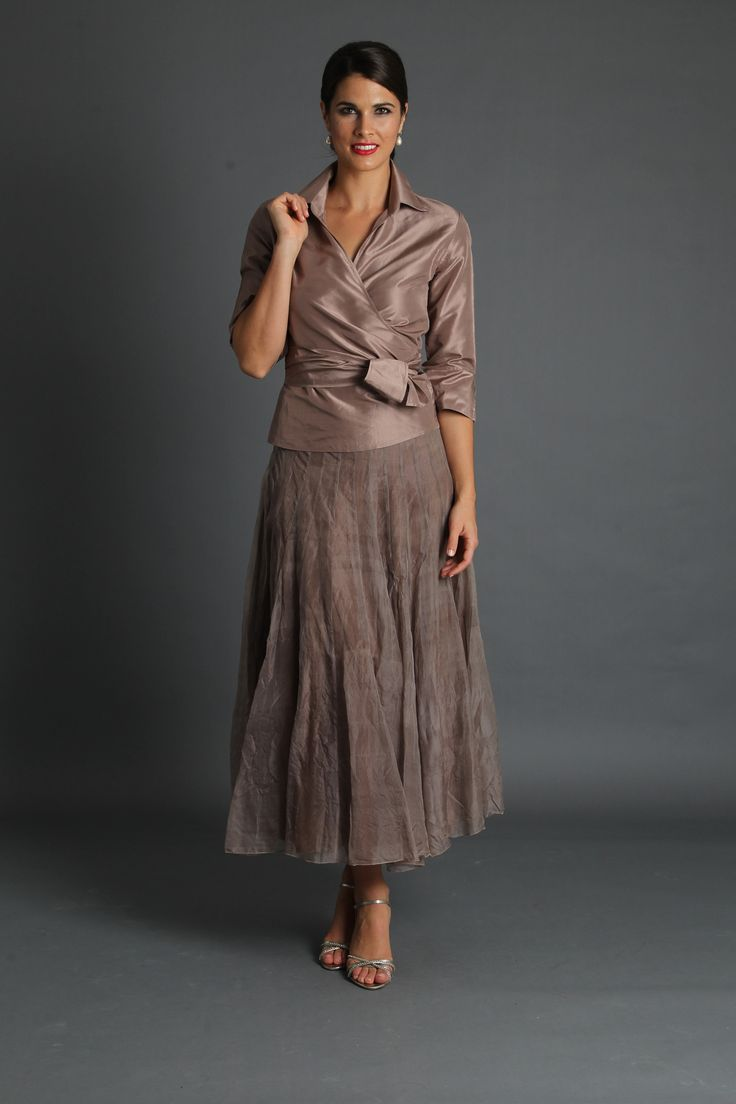 Bohemian skirt coffee mother of the groom pinterest for Dresses for wedding mother of the groom