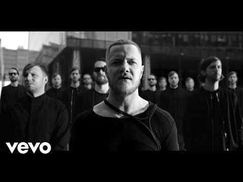 Nel video di Thunder gli Imagine Dragons tra tuoni e demoni.