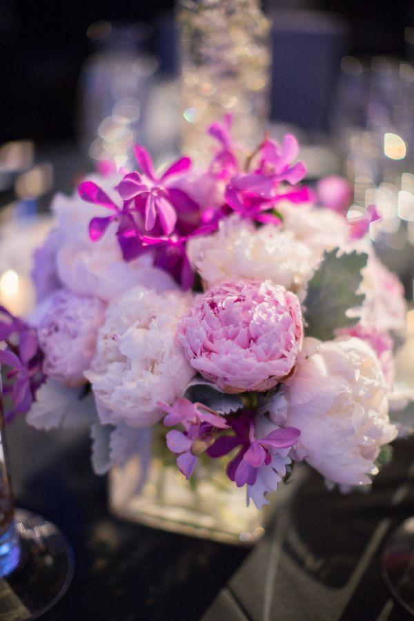 peony centerpiece photo by jacqui cole spring flowers