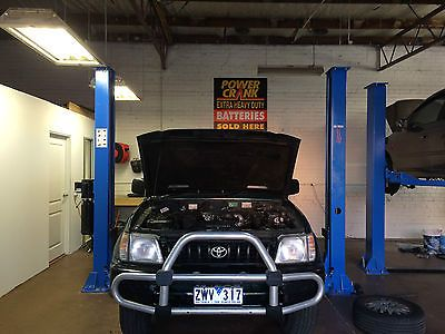 2 Post Car Hoist, Car Lift, Garage Lift, Vehicle Lift, Australia Standard