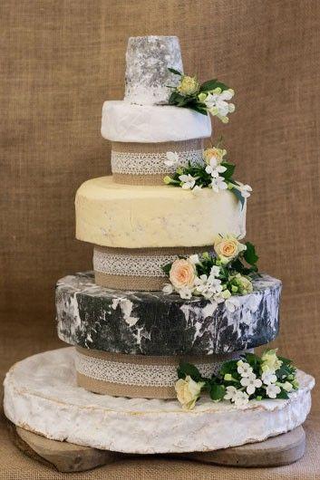 Alice Cheese Wedding Cake