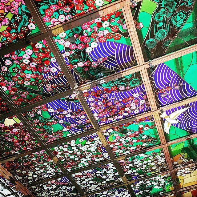 #熱海駅 #stainedglass #atami #atamistation #熱海