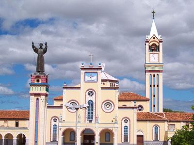 Igreja dos Franciscanos - Juazeiro do Norte, Ceará