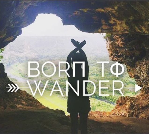 Pi Beta Phi - Born to wander! #piphi #pibetaphi