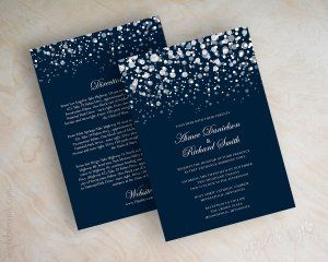 best 25 navy wedding invitations ideas on pinterest wedding invitations blush wedding invitations and blue wedding invitations - Navy Wedding Invitations
