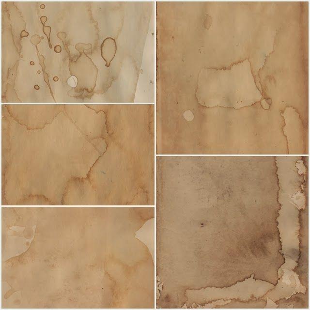 Винтажные текстуры бумаги для Фотошопа