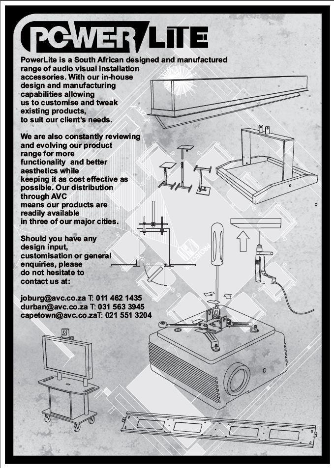 Powerlite Brochure - www.powerlite.co.za