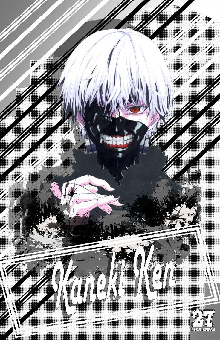 Tokyo ghoul anime kanekiken lockscreen Gambar