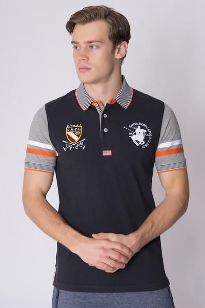 ALBANY POLO SHIRT DARK NAVY