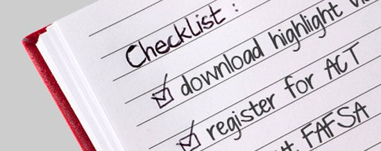 Recruiting Checklist for Parents| NCSA Athletic Recruiting | Play Sports in College