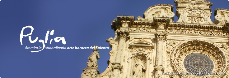Lecce - basilica di Santa Croce