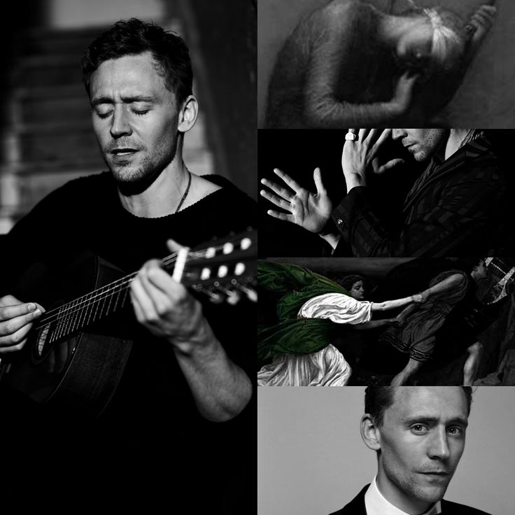 Tom Hiddleston as Orpheus; Orpheus (Greek: Ὀρφεύς) was a legendary musician, poet, and prophet in ancient Greek religion and myth. The major stories about him are centered on his ability to charm all living things and even stones with his music, and his attempt to retrieve his wife, Eurydice, from the underworld. . . -http://en.wikipedia.org/wiki/Orpheus
