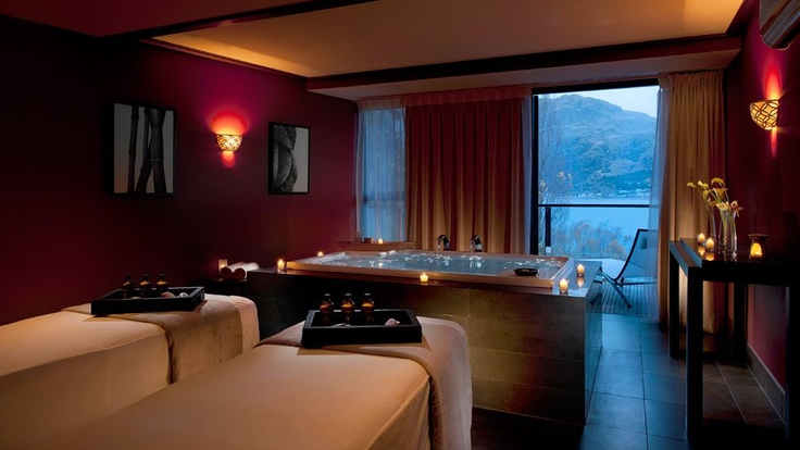 Queenstown Hilton  Queenstown, New Zealand-Spa for couples
